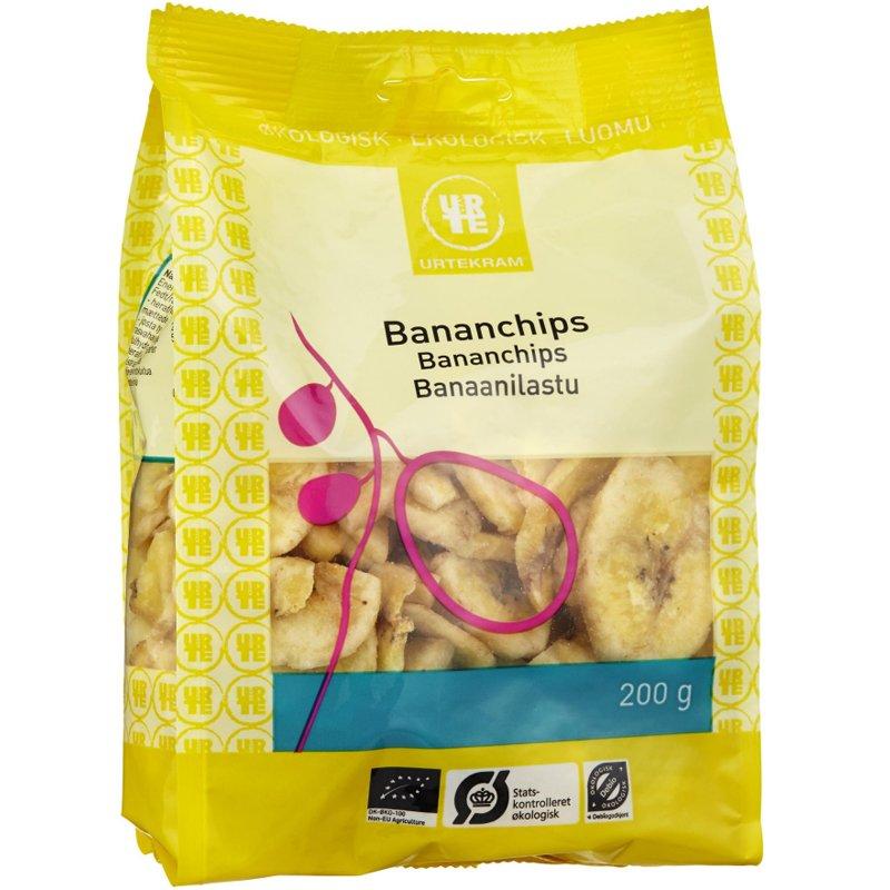 Eko Bananchips - 32% rabatt