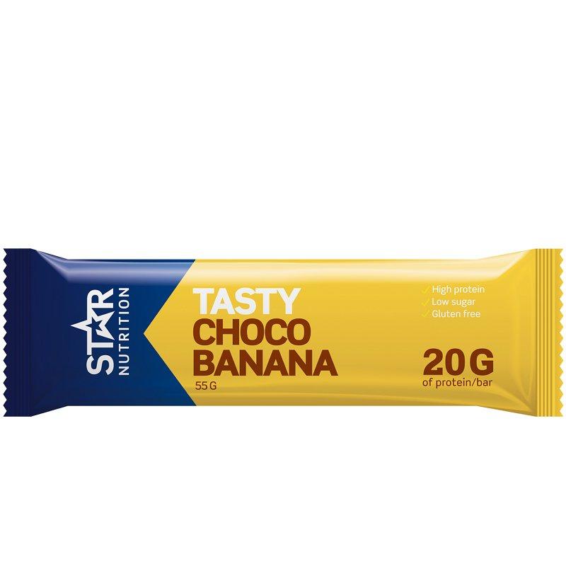 Proteiinipatukka Suklaa & Banaani - 40% alennus