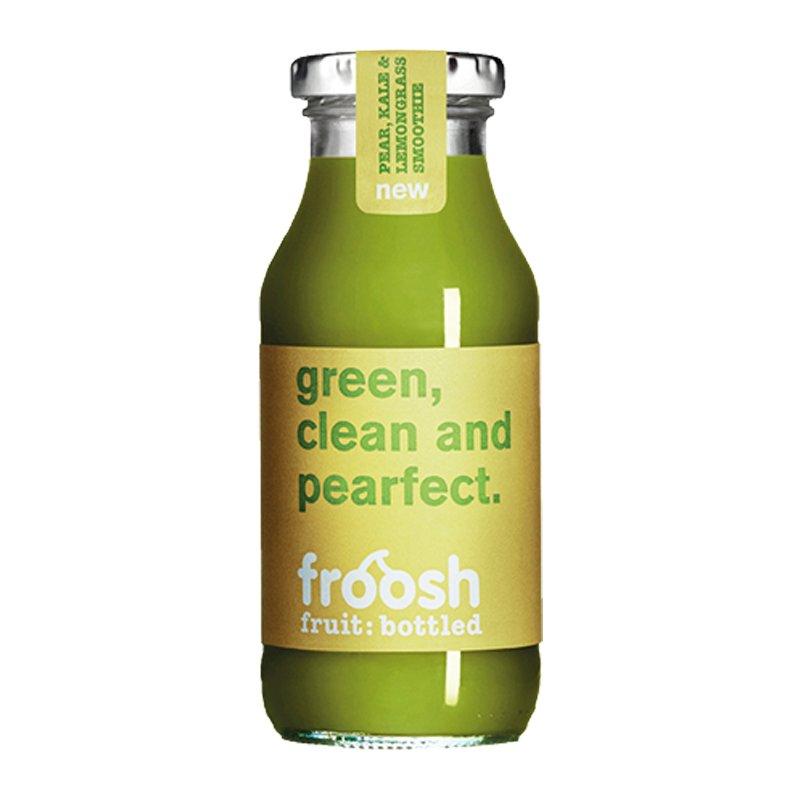Smoothie Päron, Grönkål & Citrongräs 250ml - 53% rabatt