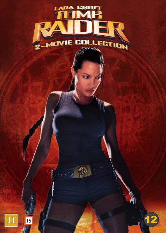 Tomb Raider: 2-Movie Collection - DVD