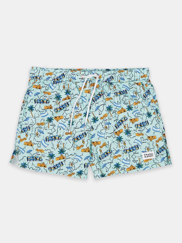 Frank Dandy Ibiza Swim Shorts