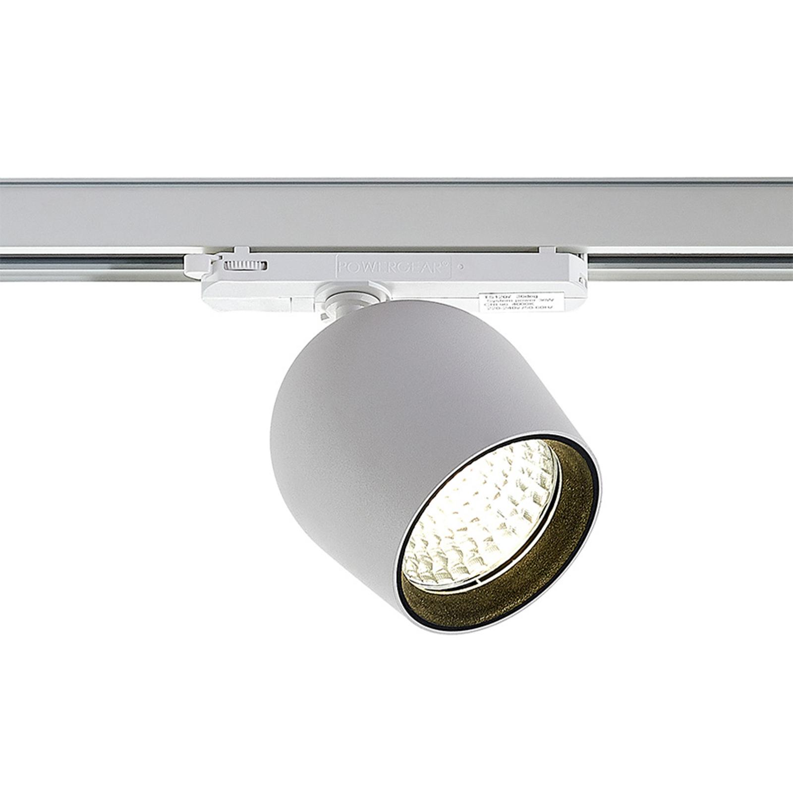 Arcchio Bauke LED-3-vaihe-spotti 30,5 W 4 000 K