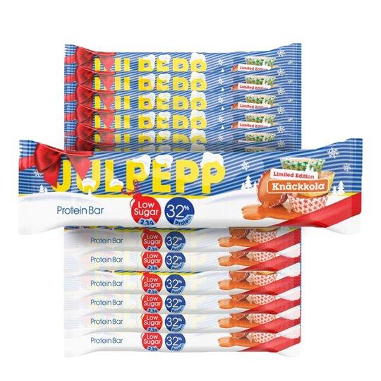 Proteinbar Knäckkola 15-pack - 65% rabatt