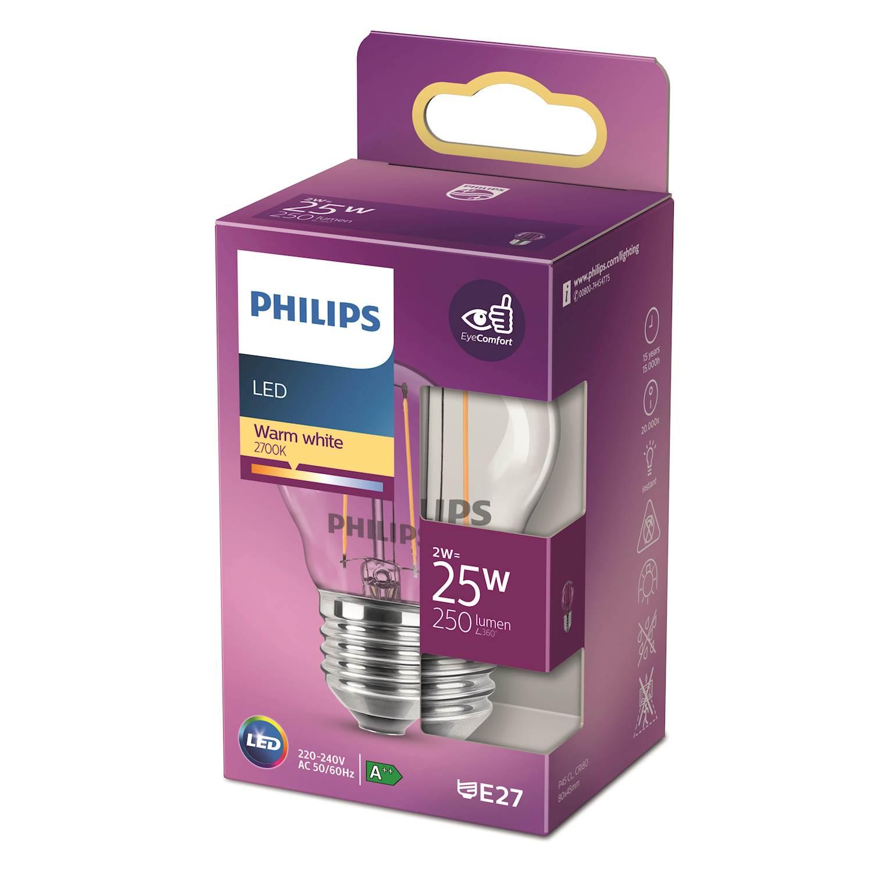 Philips LED Classic 25w klot e27 nd