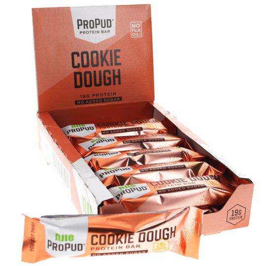 Proteiinipatukat Cookie Dough 12kpl - 44% alennus