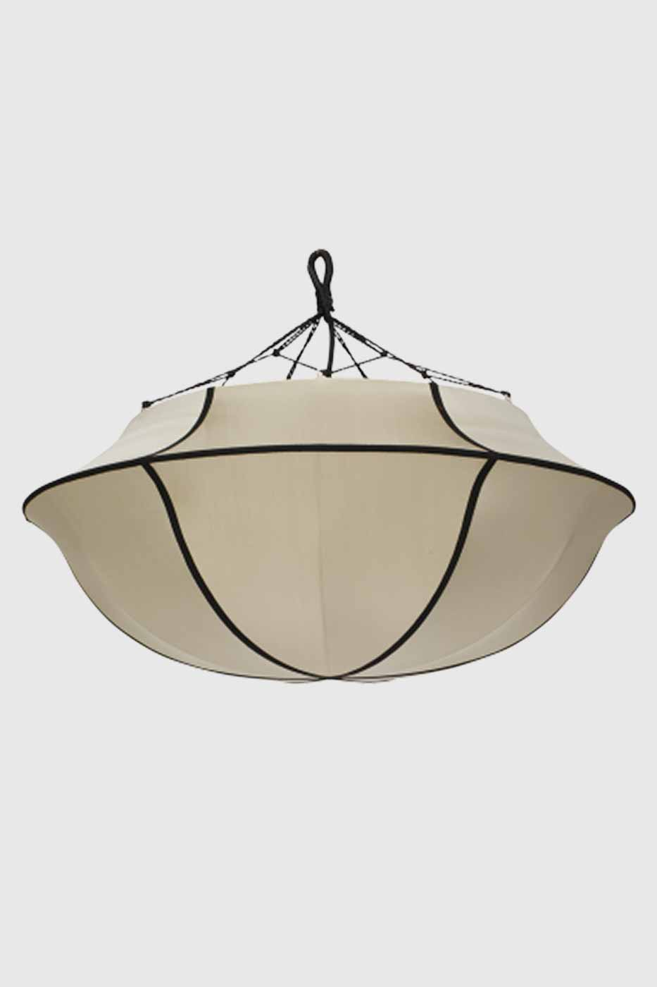 Taklampa silk Umbrella 75x30 cm classic