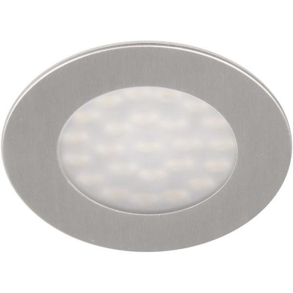 Hide-a-Lite Slim LED LED-armatur 12 V, 3000 K Aluminium