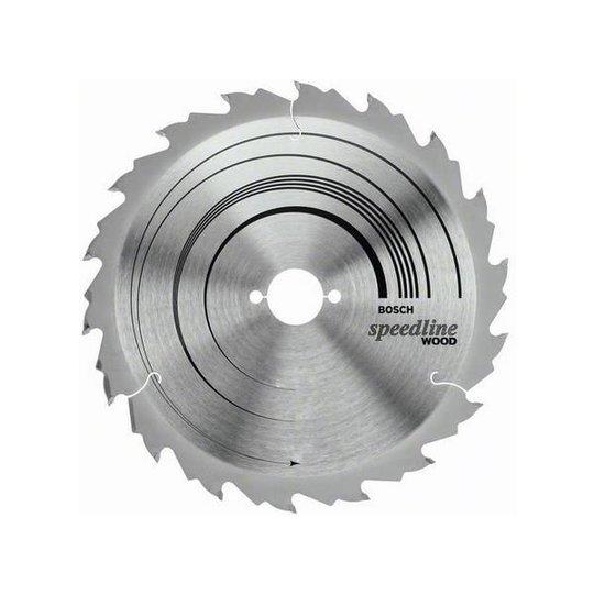 Bosch 2608640800 Speedline Wood Sahanterä 12T