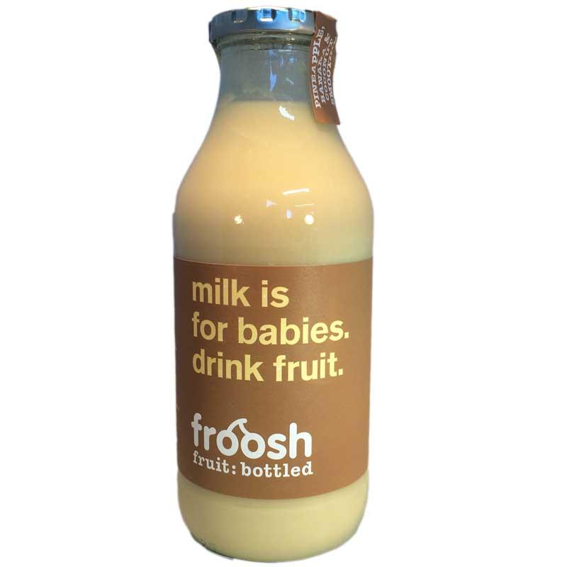 Froosh ananas, banan & kokos 750ml - 52% rabatt