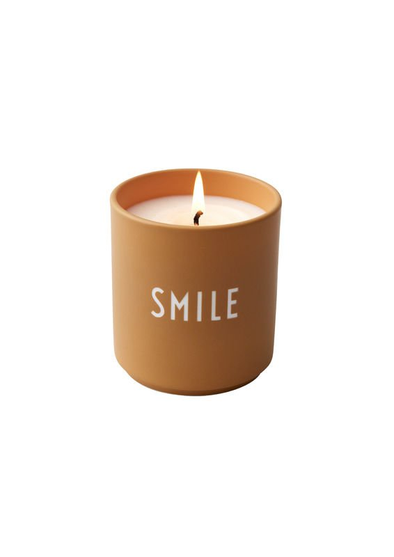 Design Letters - Scented Candle - Smile (10107001MUSMILE)