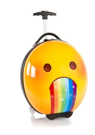 E-Motion Koffert Rainbow, Yellow