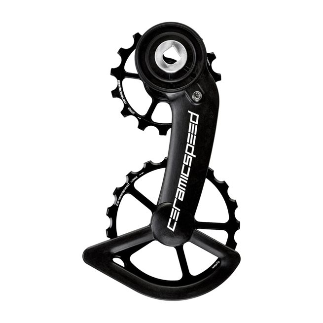 Ceramic Speed OSPW System For Sram Red/Force Axs, Rulltrissor