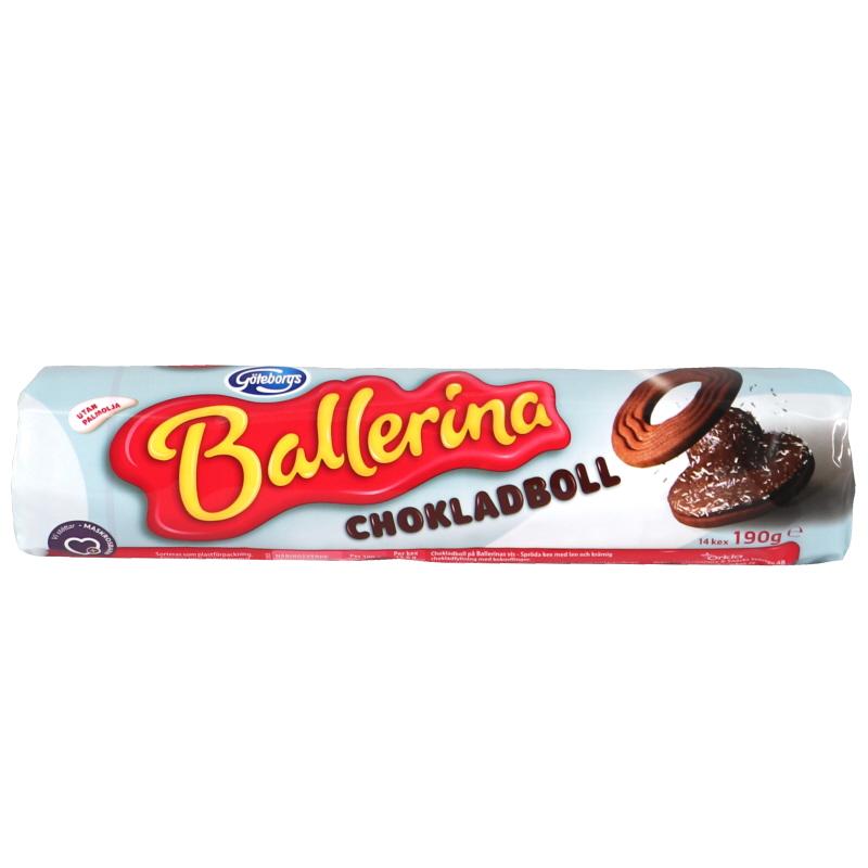 Ballerina Chokladboll - 33% rabatt