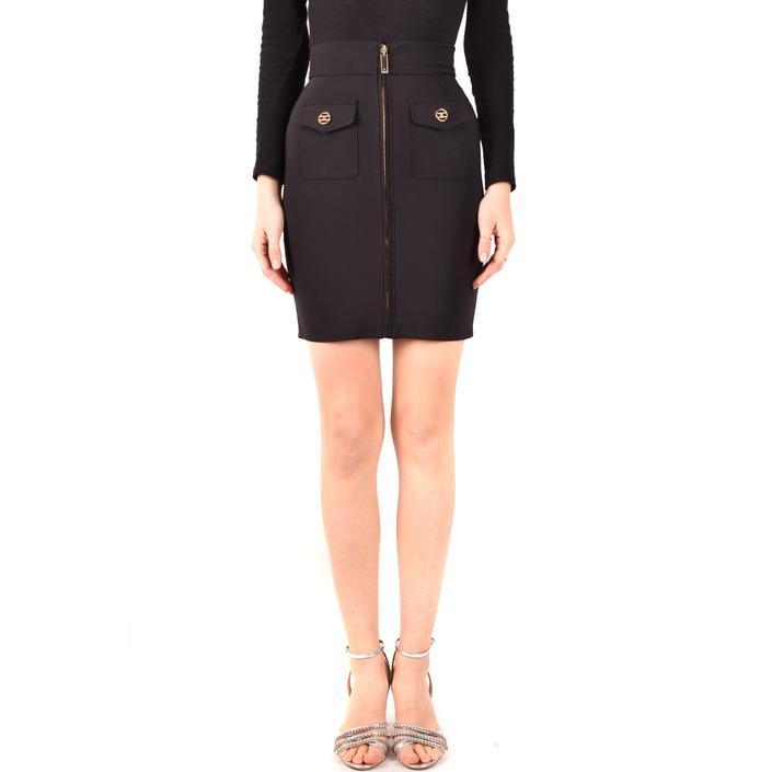 Elisabetta Franchi Women's Skirt Black 189520 - black 38