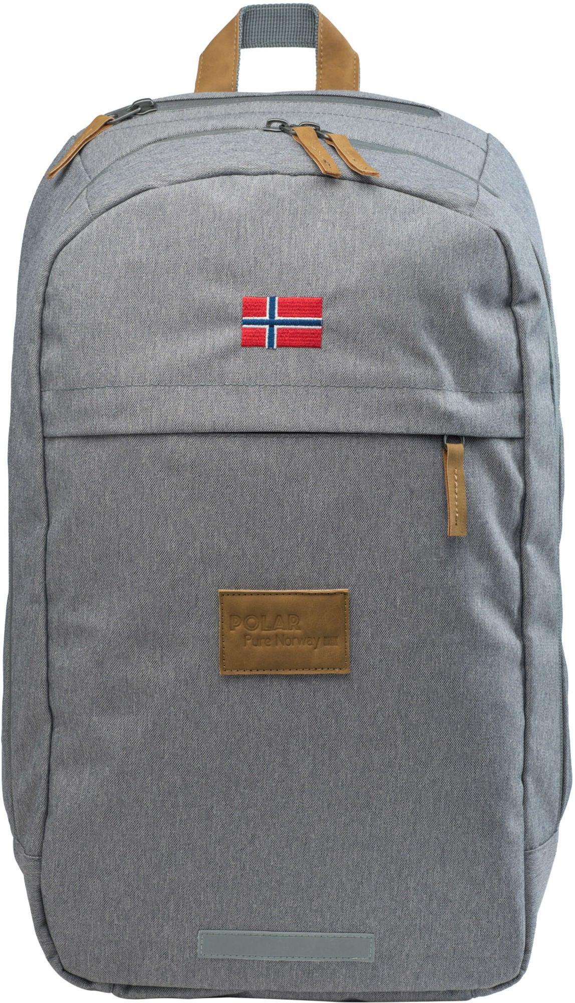 Pure Norway Polar Ryggsäck 29L, Grå