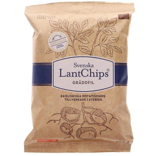 Eko Chips Sourcream - 40% rabatt