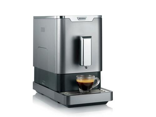 Severin Kv8090 Espressomaskin - Silver