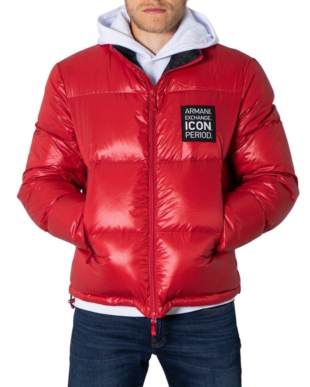 Armani Exchange Men's Jacket Various Colours 273168 - red L