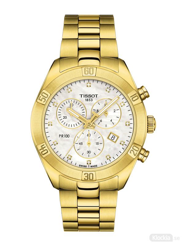 TISSOT PR 100 Sport Chic Chronograph T101.917.33.116.01
