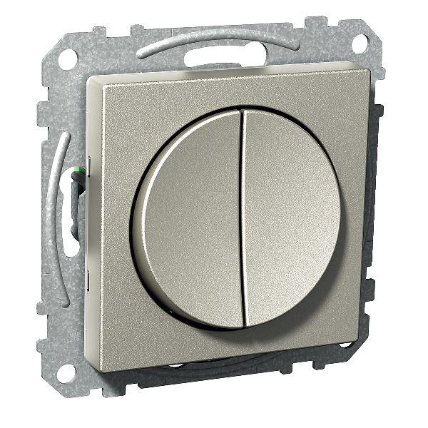 Schneider Electric Exxact Vaihtokytkin metalli, IP20 Kruunukytkin