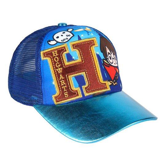 Harry Potter Caps, Blå