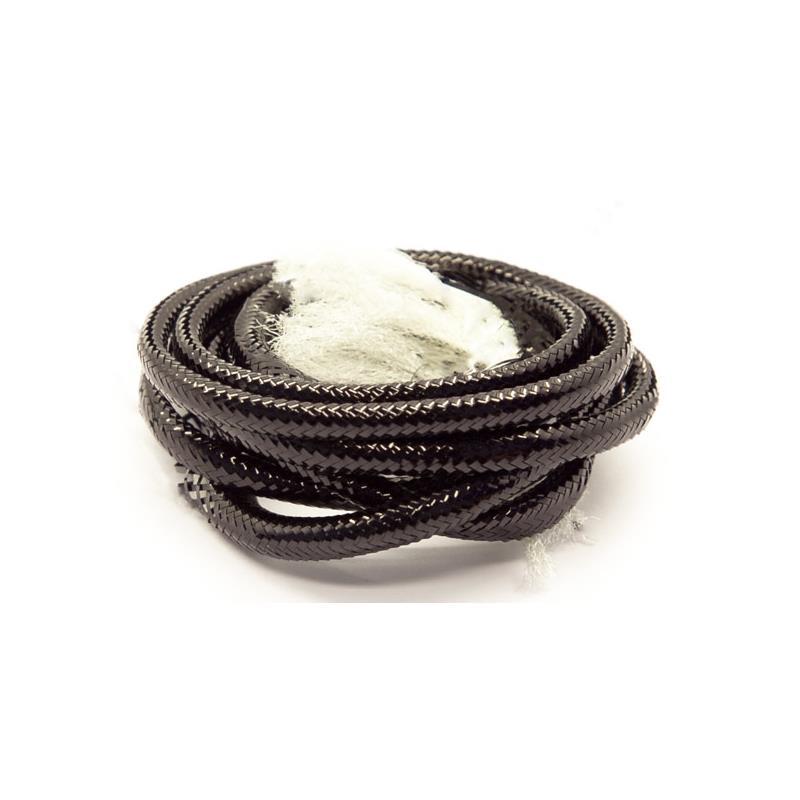 Mylarrør str. M - Black