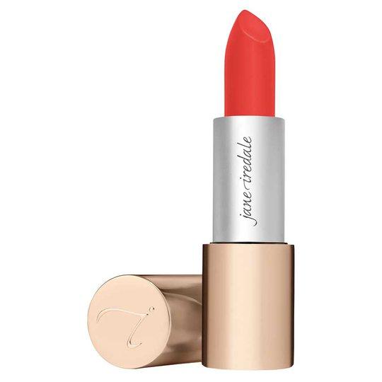 Triple Luxe Long Lasting Naturally Moist Lipstick Sakura, Jane Iredale Huulipuna