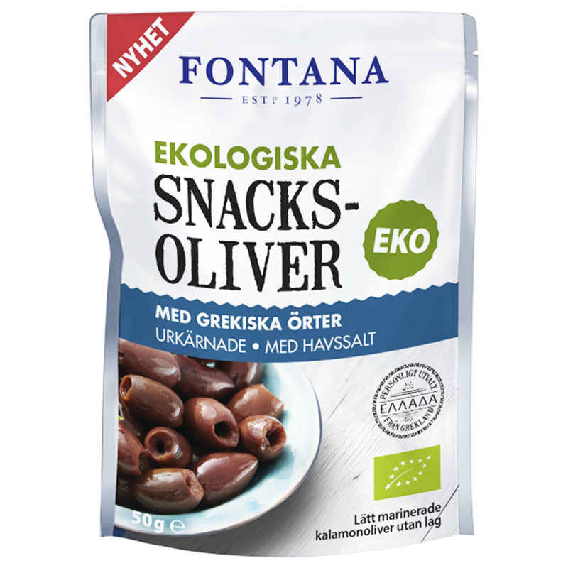 "Oliver ""Snacks"" 50g - 41% rabatt"