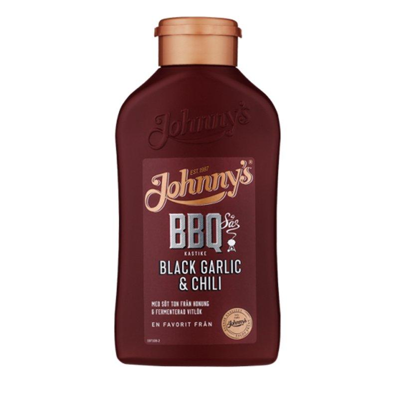 BBQ-Kastike Black Garlic & Chili - 63% alennus