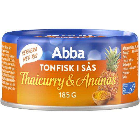 Tonfisk Thaicurry & Ananas 185g - 60% rabatt