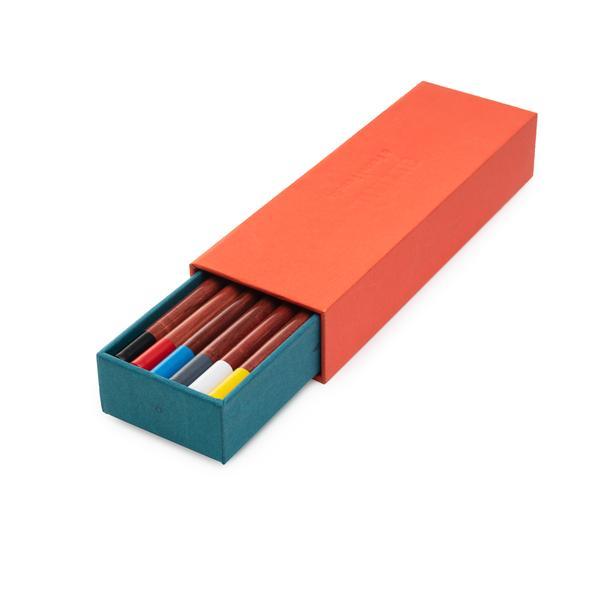 Artful Pastel Pencil Set 6pc