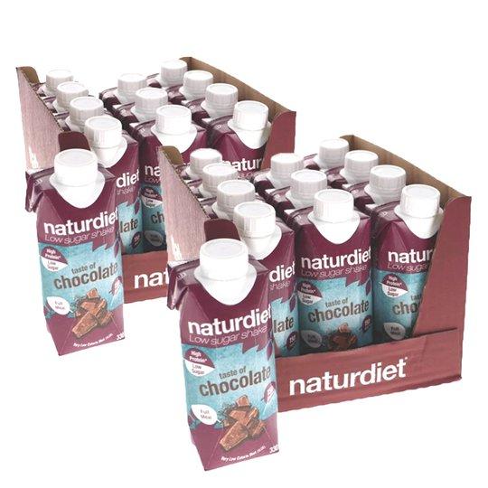 Måltidsersättningshake Choklad 24-pack - 42% rabatt