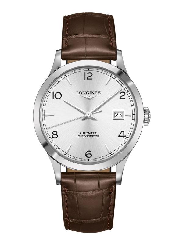 Longines Record Chronometer 40mm L2.821.4.76.2