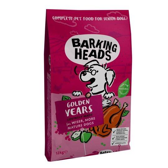 Barking Heads Golden Years (12 kg)