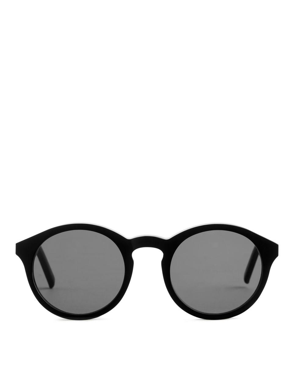 Monokel Eyewear Barstow Sunglasses - Black