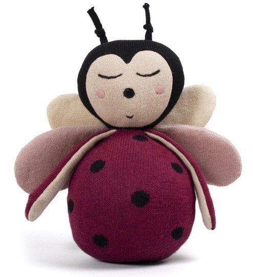 FILIBABBA Vippeleke, Lullu Ladybug