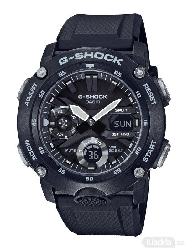 CASIO G-Shock GA-2000S-1AER