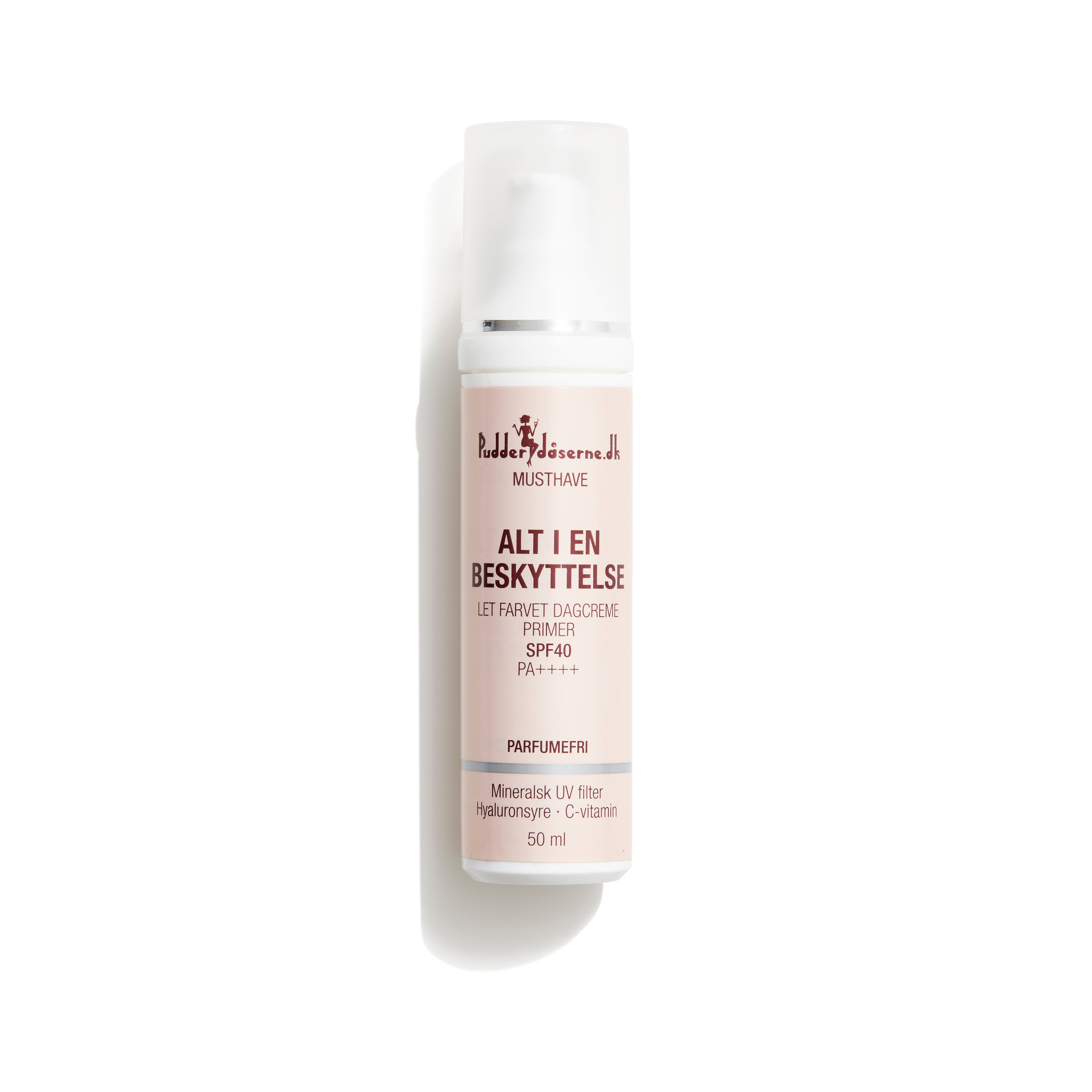 Pudderdåserne - All in One Protection 50 ml