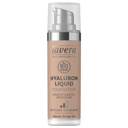 Lavera Hyaluron Liquid Foundation, 30 ml