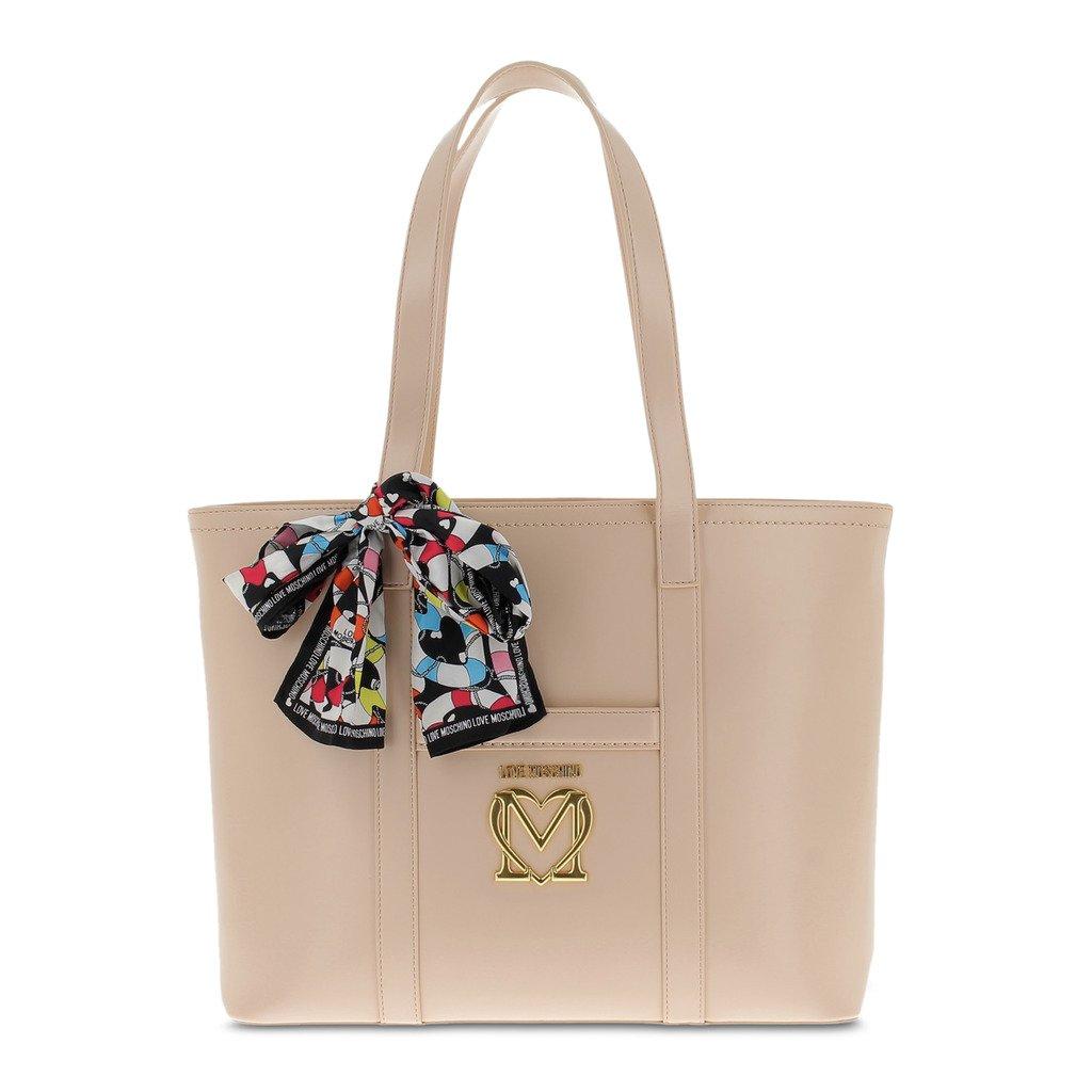 Love Moschino Women's Shopping Bag Various Colours JC4263PP0CKK0 - brown NOSIZE