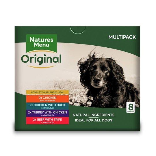 NaturesMenu Dog Multipack 8x300 g