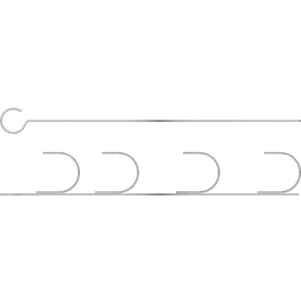 Joma 8110121 Kabelkrok jern Ø10 x 1220 mm