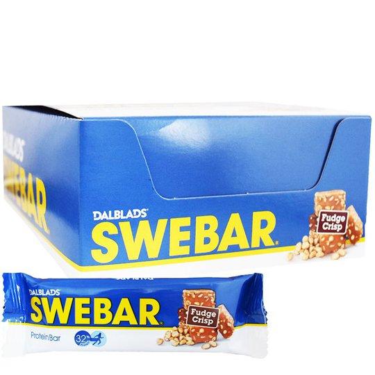 Proteinbars Fudge Crisp 20-pack - 45% rabatt