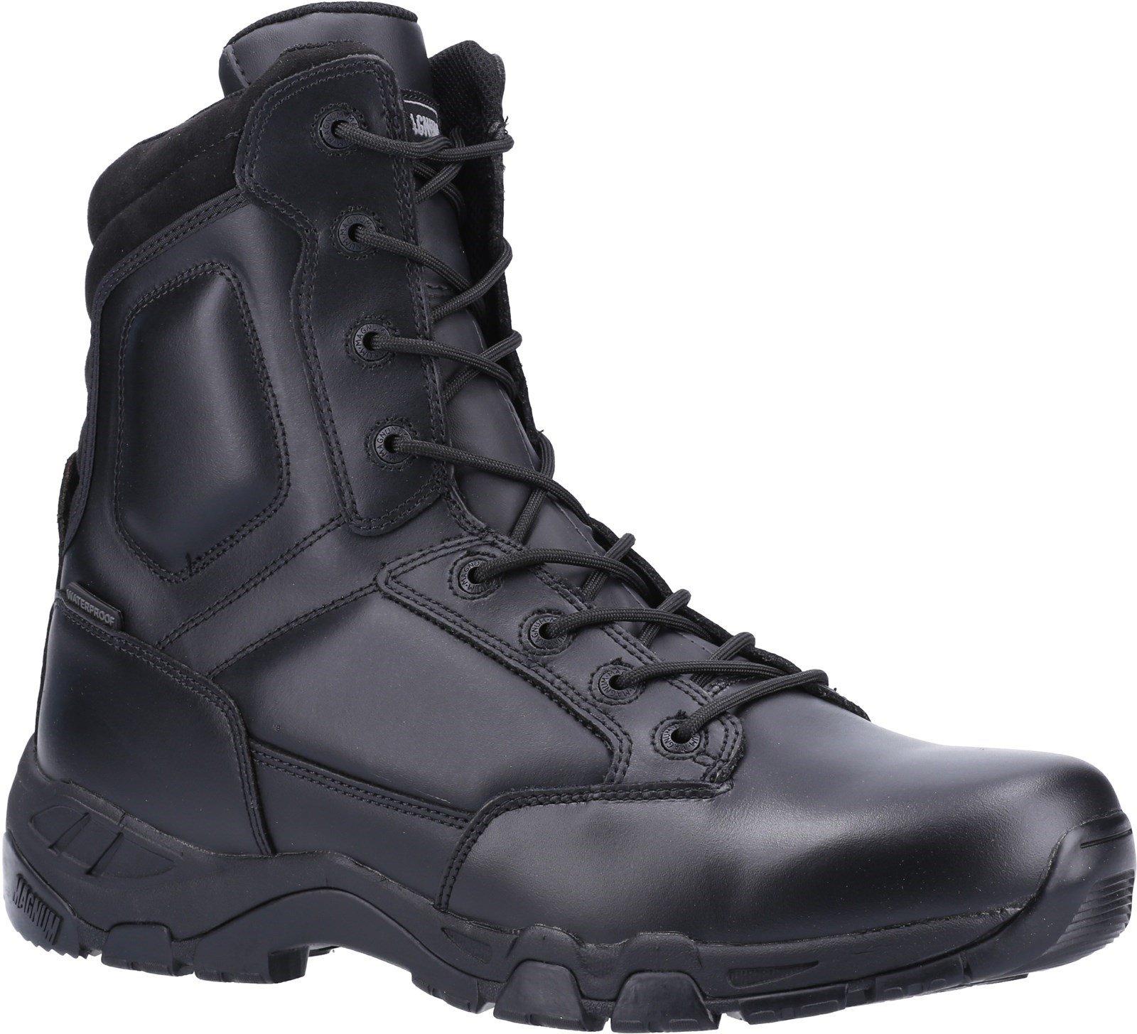 Magnum Men's Viper Pro 8 Plus Uniform Safety Boot Black 33471 - Black 4