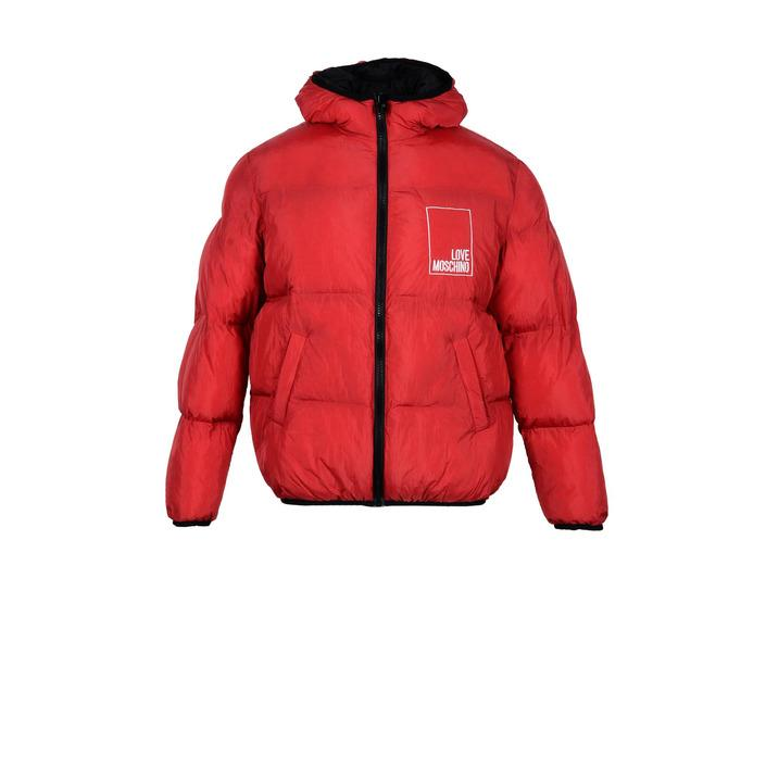 Love Moschino Men's Jacket Red 178467 - red 46