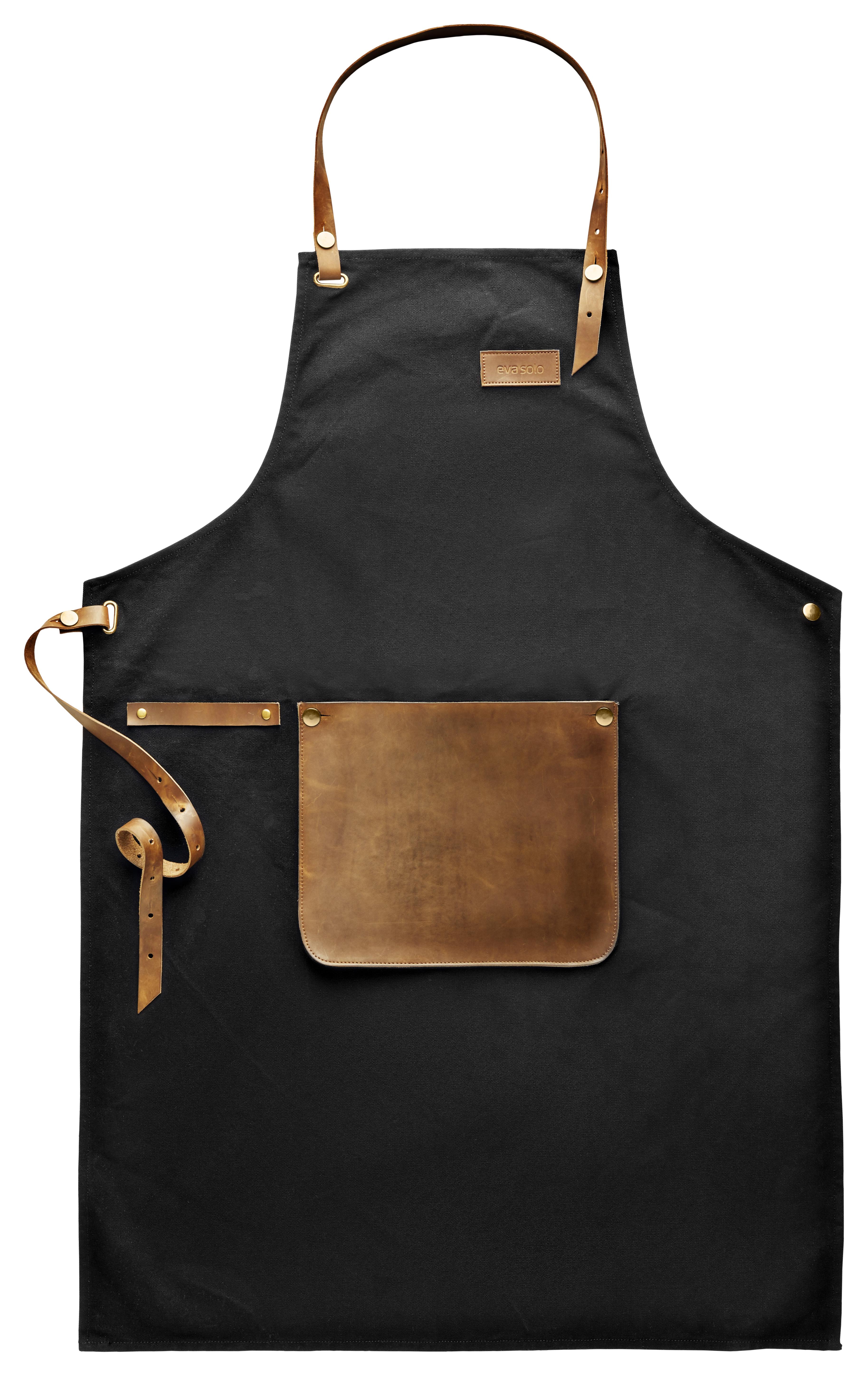 Eva Solo - Aprons Canvas Leather - Black (571113)
