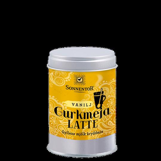 Lattemix Gurkmeja & Vanilj, 60 g