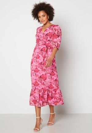 Happy Holly Linn maxi dress Pink 32/34