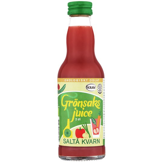 Eko Grönsaksjuice - 32% rabatt