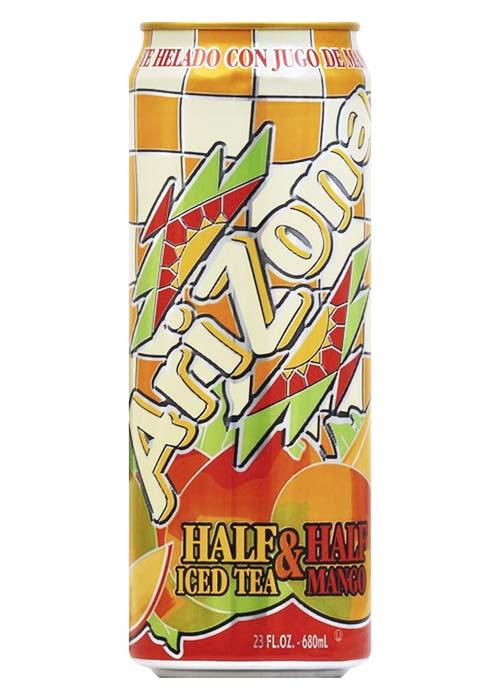 Arizona Half Half Mango 680 ml